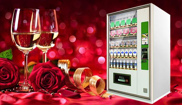 用自动售货机来售卖葡萄酒可行吗?
