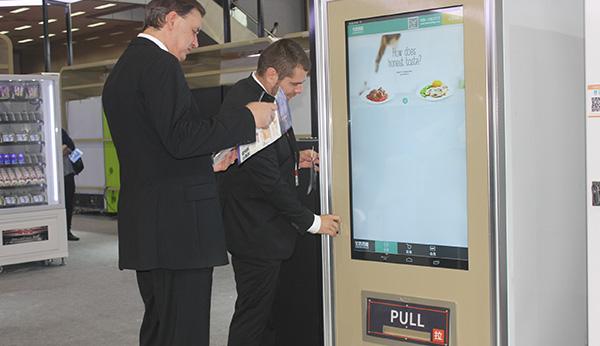 现在的无人自动售货机经营模式卖的是什么?