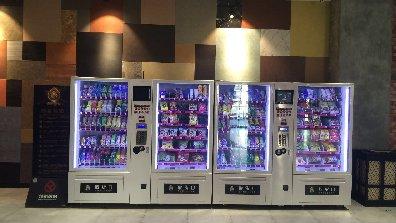 城市的饮料自助售货机不温不火这是为什么呢?