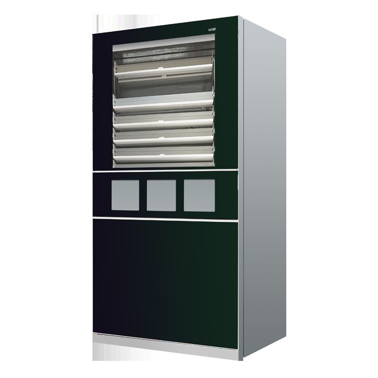生鲜冷链自动售货机
