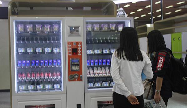 开学季福利:怎样运营校园自动售货机才更有效呢?