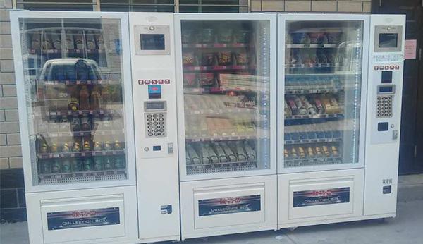 选择饮料自助售货机的商品投放十分重要!