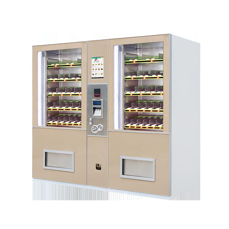 果蔬升降式自动售卖机