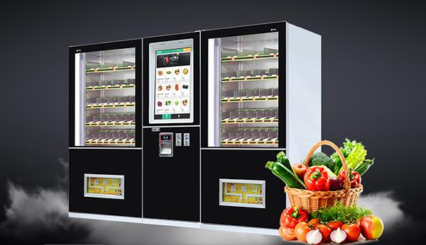 自动果蔬售货机该往哪个方向发展?