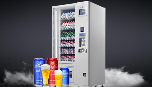 饮料无人自动售货机还有哪些地方需要改进?