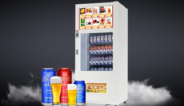 为什么饮料自动售货机加盟模式也