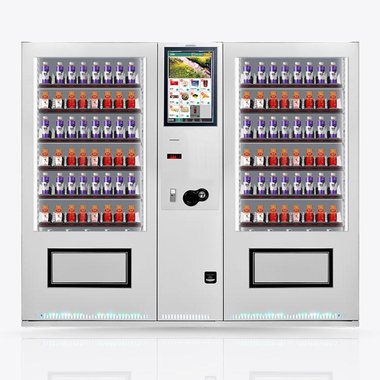 饮品自动售货机